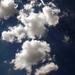 Napsütötte felhők