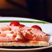 Étel, koktélparadicsom, tavaszi sajtos felvágott Free