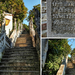 Pálos remeték lépcsője