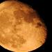 A fogyó Hold ősz