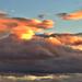 Nap a felhők mögött