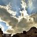 Várkert Bazár Felhők Fények