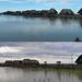 Régen és most /Fertő tó Csónakházak Tűz után