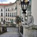 A fertődi Esterházy-kastély Lépcső