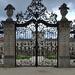 A fertődi Esterházy-kastély Kapu