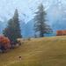 Ősz Alpok