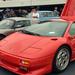 Lamborghini Diablo and Lotus Elise