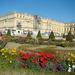 Versailles' enchantment, a kert és a viragok.