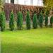 Szarvas, Kastély-park szobrokkal