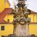 Győr, Frígyláda szobor (felújítás előtt)