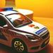 Ford rendőrautó modell