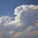 Habos felhők, egy kis nyári zivatar