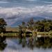 Felhők a tónál / Clouds at the lake