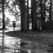 Séta az esőben