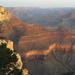 Hajnalodik a Grand Canyon-ban