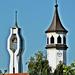 Martfűi tornyok