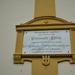 Vörösmarty emléktábla Bonyhádon