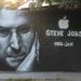 Jobs grafitti a Filatorin - a halála napján