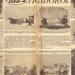 Régi újság - a Vigadóról