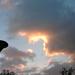 felhők harca