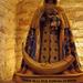 cserép madonna szobor