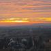 Újévi naplemente