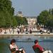 Szelet a Tuileriák kertjéből