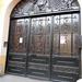 Polgármesteri hivatal bejárata.