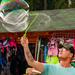 Buborék készítő