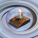 Egy magyar nyugdíjas születésnapi tortája:)))