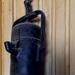 Hatvan éve elfeledett karbid lámpa