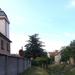Ikvapartig leérő Balfi utcai házak a Tűzoltóság mögül fotózva