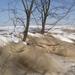 Hó(föld)fúvás