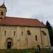 Őriszentpéter, Árpád-kori templom