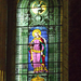 Erdély2012 - Nagyvárad, Szent Erzsébet ablak