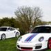 Porsche 911 GT2 - Porsche 911 GT3 RS MKII
