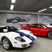 Ford GT - Porsche 911 GT2 RS