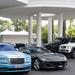 Rolls-Royce - Ferrari - Mercedes