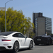 Porsche 911 Turbo - Lamborghini Huracán EVO RWD Spyder