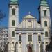 Budapest, a Március 15. tér, a Belvárosi templom, SzG3