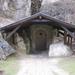 Budapest, a Pál-völgyi barlang kijárata, SzG3