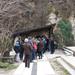 Budapest, a Pál-völgyi barlang, a bejárat, SzG3