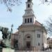 Budapest, a Budai várnegyed, az evangélikus templom, SzG3