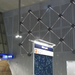 Budapest, a 4-es metró Bikás park megállója, SzG3
