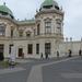 Bécs, a Belvedere kastély, SzG3