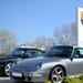 Porsche 911 (993) Turbo - 911 (964) Carrera 4