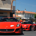 Ferrari 599 GTO x2 - California T