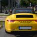 Porsche 911 (991) Carrera 4 GTS Cabriolet