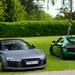 Spyder vs. Coupé - Audi R8