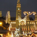 WIEN-Advent Bécsben
